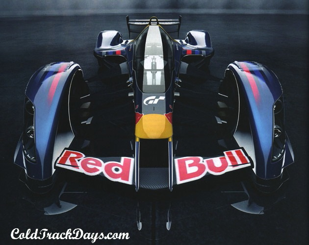 GEAR // RED BULL'S X1 PROTOTYPE UNVEILED