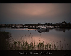 Cruisers at Carrick on Shannon (fitzinthehome) Tags: river star dusk shannon emerald cruiser carrick