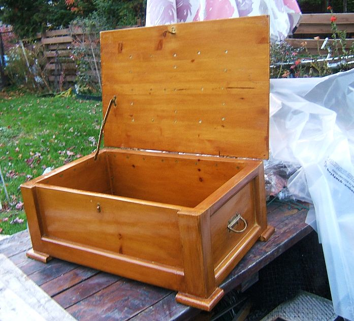 boscoe cat casket 1 for a cat that will not be buried
