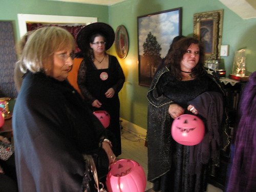 Witches Tea: The Ghost Walk! 3