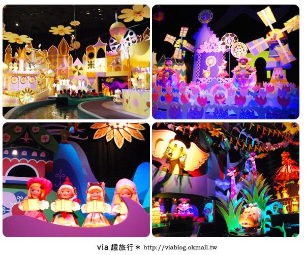 【香港自由行】跟著via玩香港(1)~爆走香港迪士尼樂園39