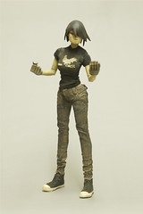 Chew gum and kick ass... (fengschwing) Tags: ashleywood littleshadow threea adventurekartel