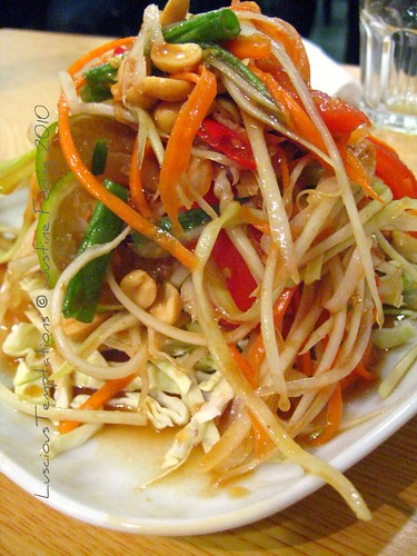 Somtam - The Great Thai Cafe, Fitzrovia