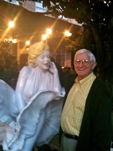Daddy & Marilyn