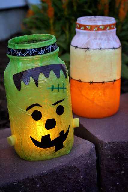 Halloween Lanterns.