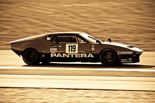 De Tomaso Pantera GR4 1972