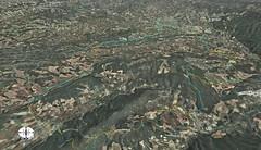 Sant Joan de Mediona - La Llacuna 3D