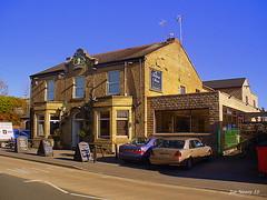 billinge village (exacta2a) Tags: architecture buildings villages lancashire hotels pubs inns resturants billinge