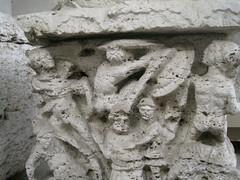 Scylla urn, Odysseus' shipmates (detroit_import) Tags: italy rome roma italia etruscan villagiulia scylla skylla