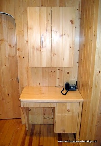 Inexpensive Yet Authentic Knotty Pine Cabinet S Kitchenware Rta Kitchen Decor