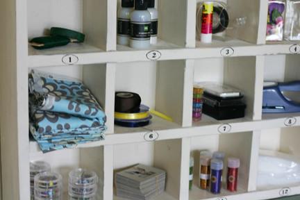 craft shelf