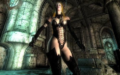 Arcanna's Flesh 10