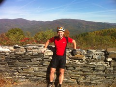 Me at Cohutta Overlook