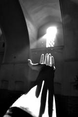 (DeLaRam.) Tags: light dark hand god نور دست تمناینور خـــــدا