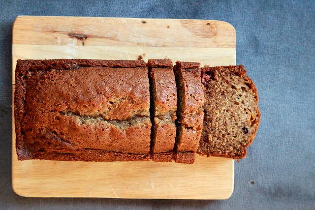 Ginger Persimmon Bread