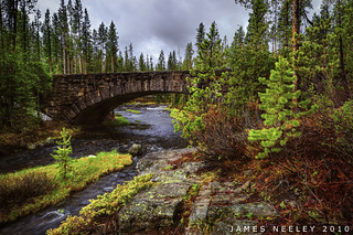 Moose Falls Bridge