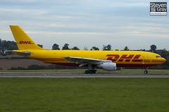 EI-OZI - 219 - DHL Air Contractors - Airbus A300B4-203(F) - Luton - 101022 - Steven Gray - IMG_4107