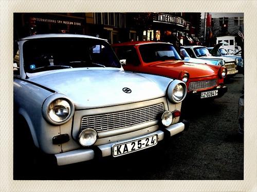 Spy Cars