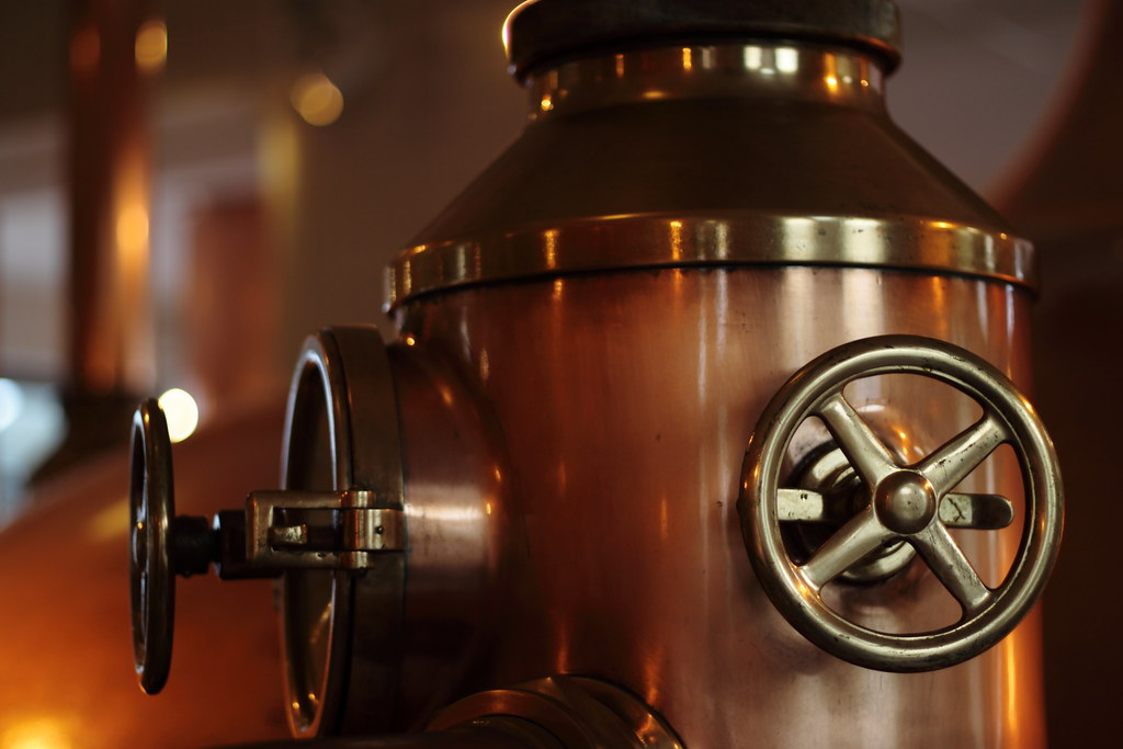 Copper For Beer