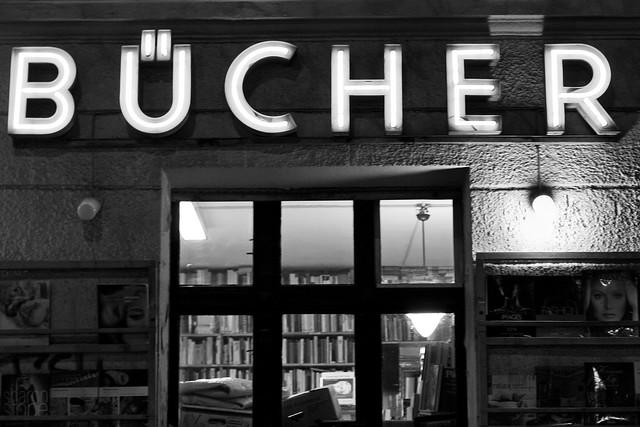69/365 : bucher