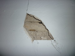 Apt. 26--Hole in wall, unknown origin (2)