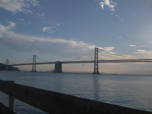 SFO Day 2: Bay Bridge