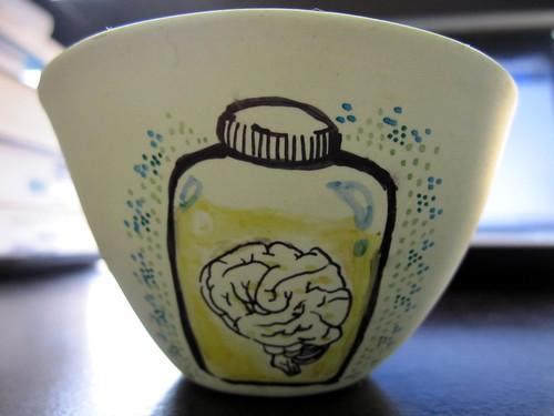 Bottled Brain