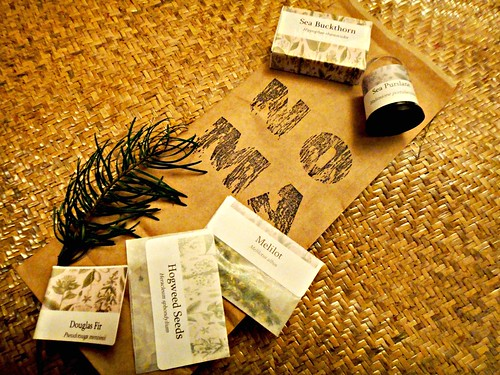 Noma - Rene Redzepi Talk - Noma Goody Bag and Contents