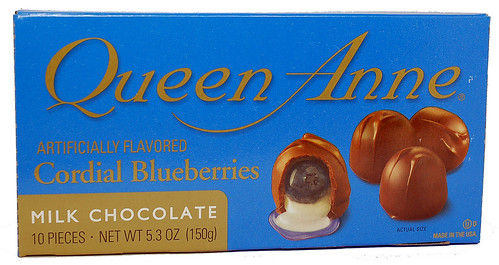 Queen Anne Cordial Blueberries