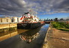 Stolt Pelican @ Alfred lock (Proscriptor McGovern) Tags: sigma 1020mm shipping mersey