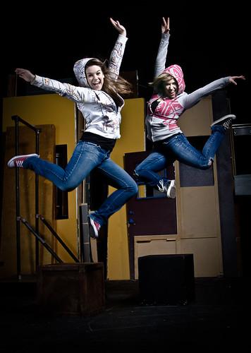 フリー写真素材, 人物, 女性, 跳ぶ・ジャンプ,