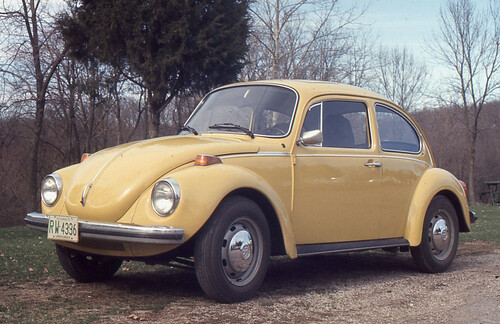 1973 Volkswagen - Jubilee College State by roger4336, on Flickr