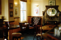 Lounge bar (sardinista) Tags: house london pub hampton pubic wick foresters forresters