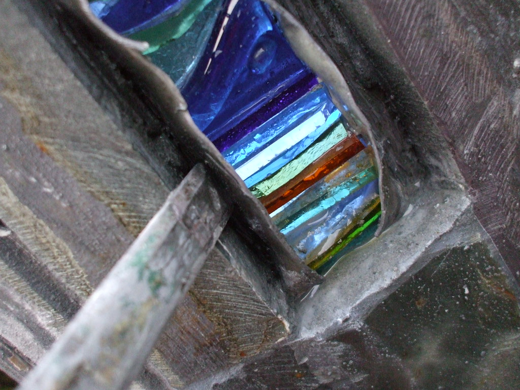Lead window sealing 1 of 6