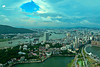 ( Anoud Abdullah AlHabib) Tags: blue sky tower clouds canon eos all right hong kong macau reserved 500d