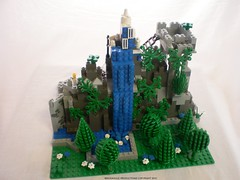 Lord of the Rings Custom Lego Window on the West 2