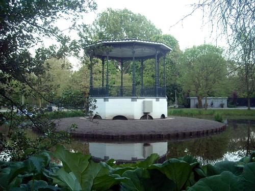 Vondelpark, Amsterdam, Holanda