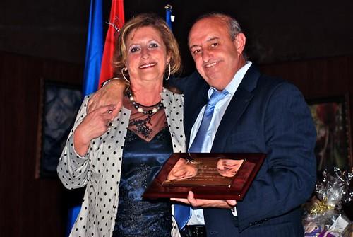 Cena Aniversario AECC Melilla 2010