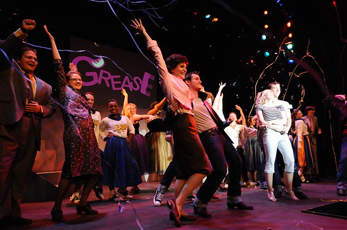 Grease Finale