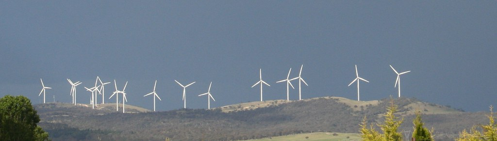 Wind farm wide