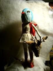 Partir (Valeria Dalmon) Tags: muñecadelisapreparandoseparaelviaje