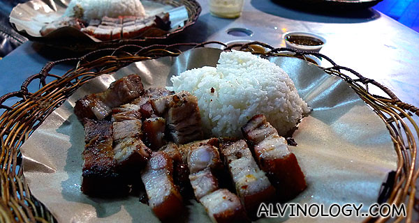 Mang Kiko's Pork Belly Set