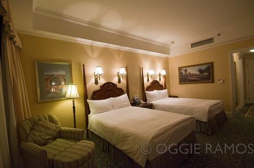 HK Disneyland - Room