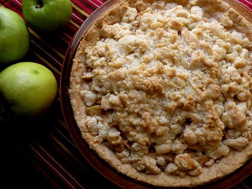 MF Brown Bag Apple Pie
