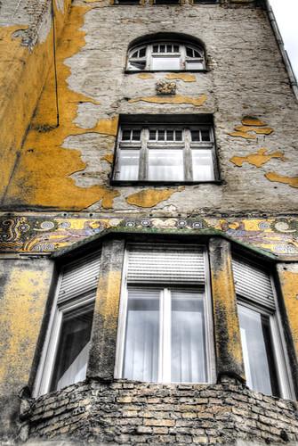 Budapest detail. Detalle de Budapest