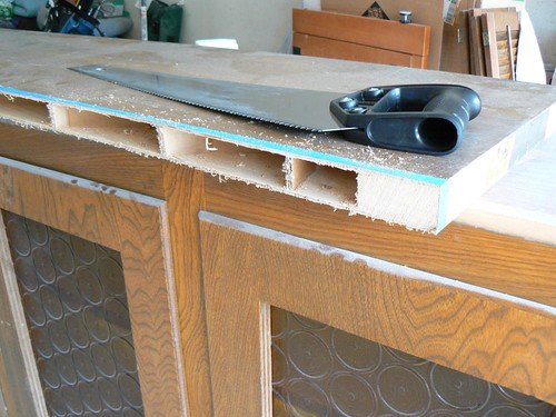 Make A Storage Unit From Salvaged Materials. Step 2: Bust Out The Hand Saw