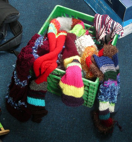 Stuff for yarn bombing