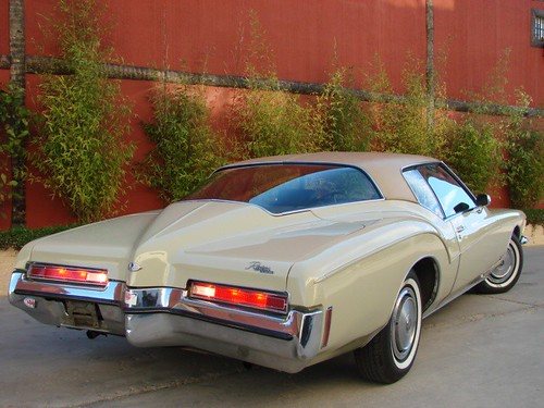 Buick Riviera Boattail Coupe 1972