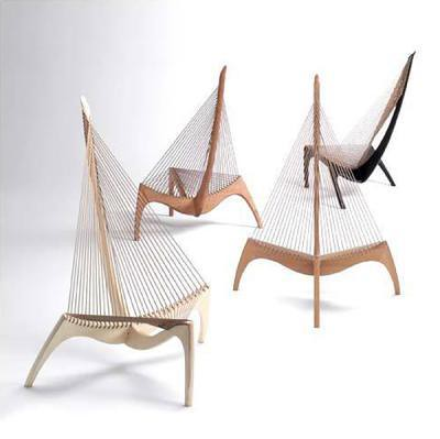 Jorgen Hovelskov Harp Chair