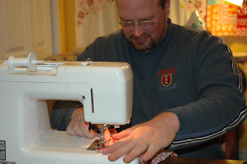 DadSewing